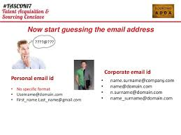 To Tatya - Find Best tascon17 Email Address Way By