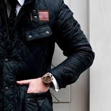 Jeffries Quilted Jacket by Barbour x Steve McQueen | Man ... & Jeffries Quilted Jacket by Barbour x Steve McQueen Adamdwight.com