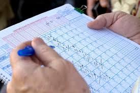 Baseball Game Scorecard How To Keep A Baseball Game Score Book