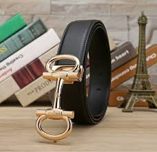 Luxury Designer Mens Leather Belt Flat Buckle Women And Mens High Quality Leather Designer Belt Free Delivery Bridal Belts Belt Size Chart From