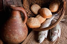 Image result for loaves and fishes