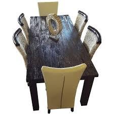 Chic teak furniture Steamer Chair Chic Teak Rustic Teak Dining Table Monreale Rustic Teak Dining Table 87