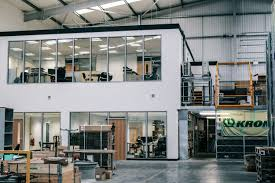 mezzanine office space. Office Mezzanine. Mezzanine Floor Industrial Interior Nexus Workspace Space O