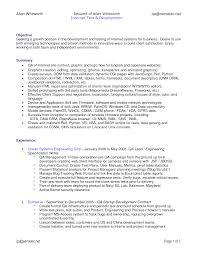 Software Qa Engineer Resume Sample Therpgmovie