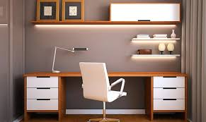 Office Furniture Modern Delectable Modern Home Office Contemporary Office Design Ideas Modern Home