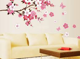removable wall stickers flowers target
