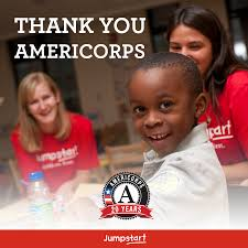 Jumpstart Americorps On Behalf Of Our Past And Present Corps Members And The Tens Of