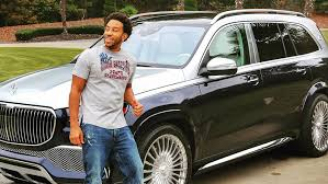 Maybach gls 600 models only have two rows and seat four or five people. Ludacris Adds The 2021 Mercedes Maybach Gls600 To His Car Collection Robb Report