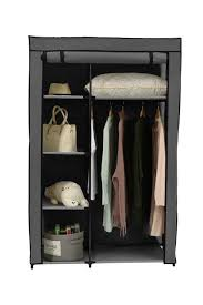 frequently bought together portable storage closet organizer wardrobe clothes rack shelves