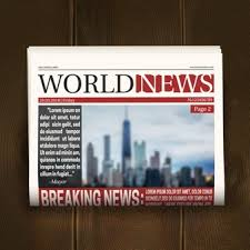 Newspaper Template Psd Newspaper Vectors Photos And Psd Files Free Download