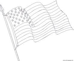 Small Picture Adult coloring page american flag Flag Coloring Pages Free