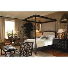 bathroomastonishing charming bedrooms asian influence home. Canopy-frame-elegant-traditional-decorating-ideas-baker-furniture-bedroom W/o Canopy? Bathroomastonishing Charming Bedrooms Asian Influence Home