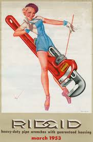 calender tools pinups george pettys ridgid tools calendars animationresources