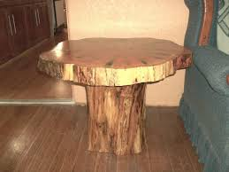 ... Engaging Image Of Unique Living Room Furniture With Tree Trunk Coffee  Table : Divine Picture Of ...