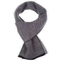 Купить шарфы <b>чёрные</b> с логотипом оптом в Москве | РПК «Венира