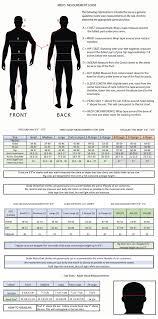 Whitetail Deer Size Chart Detailed Sizing Information Drake Waterfowl