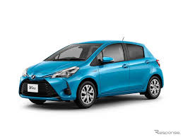 India-Bound New Generation Toyota Yaris Launched in Japan
