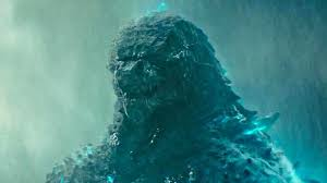 Image result for godzilla roaring out of the water