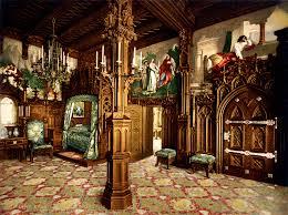 Schlafzimmer Schloss Neuschwanstein Ein Traum Im Gotischen Stil
