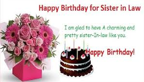 Beautiful Birthday Quotes For Sister In Law Best Of Awesome Birthday Wishes For Sister In Law Happy Birthday Lines