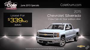 2015 Chevrolet Silverado Crew Cab All Star Edition 4X4 Offer SP ...