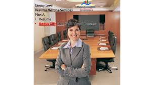 Affordable Resume Writing Services Option A Senior Executive Level Resumes C Suite