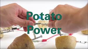 Potato Powered Light Bulb Project Potato Power Activity Teachengineering