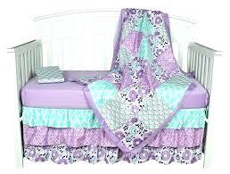 dark purple baby bedding sets light purple blue dark purple fl