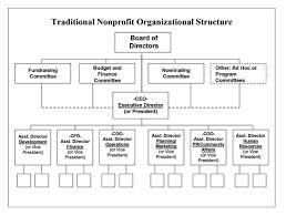 Florida Hospital Organizational Chart Nonprofit Organizational Structure Hurwit Associates