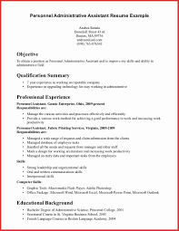 Strong Administrative Assistant Resume Administrative Assistant