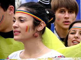 Imagini pentru români cu tricolor in frunte photos
