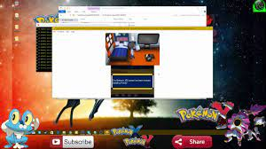 How to play Pokemon X and Y on PC (Download Link ) and Save File 100%  complete story - YouTube