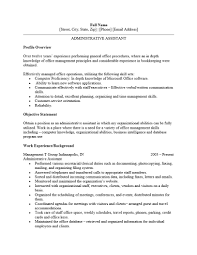 Veterinary Receptionist Resume Template Virtren Com