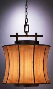 asian influence lighting - Google Search