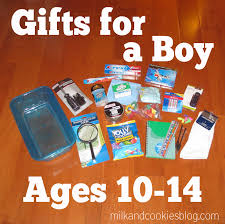 Operation Christmas Child: Gifts for a 10-14 year old boy || Operation