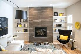 fireplace built ins fireplace built ins living room with black and yellow modern living rm with
