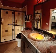 Orange Bathroom Decorating Ideas Janharveymusic Extraordinary Orange Bathroom Decorating Ideas