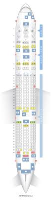 Airbus A380 Seating Chart Asiana Asiana 777 200lr Economy Best Description About Economy