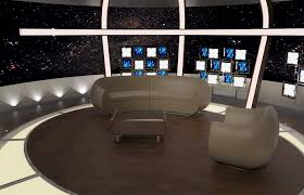 Tv studio furniture Talk Show 0px 0px 0px 0px100 Icon Freshomecom Tv Studio Chat Sets Collection 3d Model