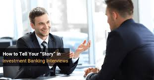 How To Tell Your Story In Investment Banking Interviews Cool Investment Banking Walk Me Through Your Resume