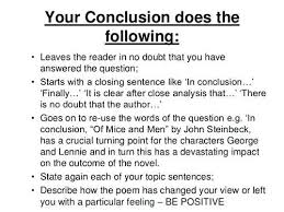 example of a conclusion for an essay conclusion write the   conclusion sentence transition words example of a conclusion for an essay conclusion write the introduction and conclusion writing the essay