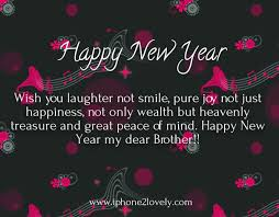New Year Quotes Impressive 48 Happy New Year Brother 48 Wishes Messages And Quotes