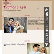 Neat Wedding Website Welcome Message Check Out More