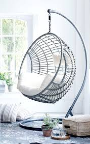 Get Creative With Indoor Hanging Chairs - Urban Casa