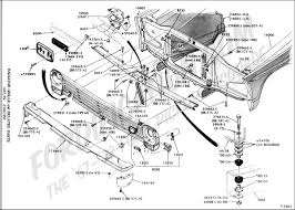 ford truck technical drawings and schematics section d frame F350 Frame Diagram ford truck technical drawings and schematics section d frame, body and related components Ford F-350 Frame Width