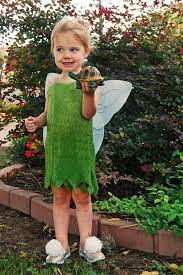 diy tinkerbell costume from the nestin