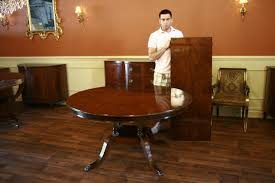 56 Round Dining Table