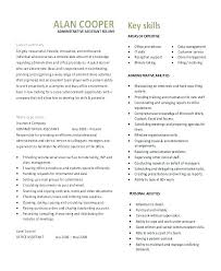 Best Executive Resume Format Non Technical Technology Template