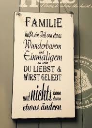 Familiewandschild Deko Shabby Vintage Sprüche Für Mich Zitat