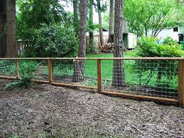 Wood Wire Fence Wire Fence Designs Best Wire Fence Ideas On Wire